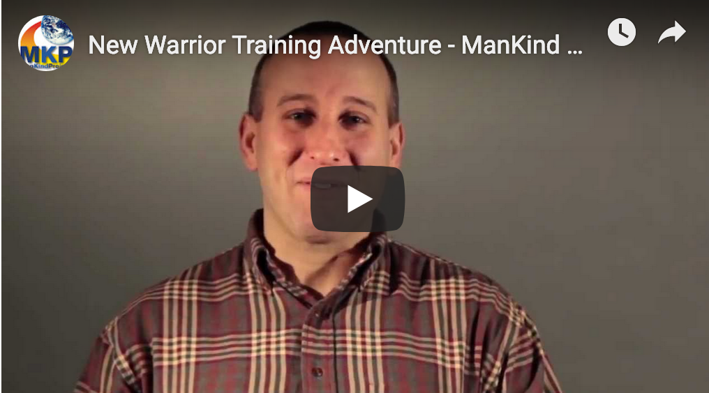New Warrior Training Adventure led by Evan Daily